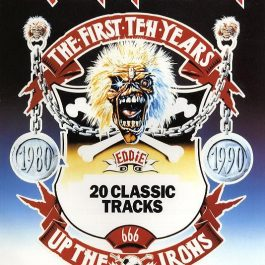 Iron Maiden, The Best of, The First Ten Years Up The Irons, Guitar Tab AM84054